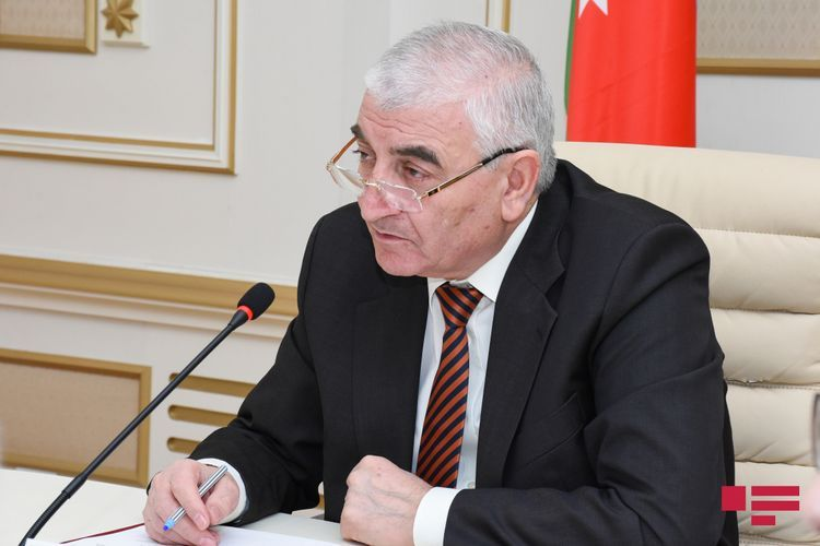 """Chairman of Azerbaijani CEC: """"Record number of candidates registered for duty of deputy"""""""
