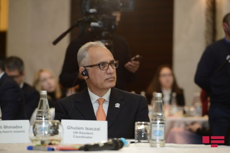 """UN Resident Coordinator: """"We closely work with Azerbaijani government"""""""