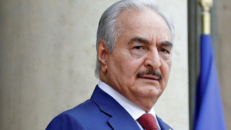 Хафтар примет участие в берлинской конференции по Ливии