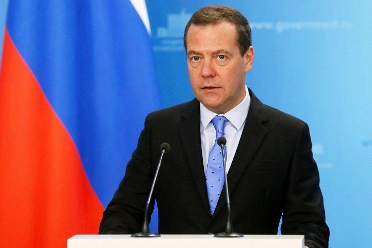 Медведев назначен заместителем председателя Совета Безопасности России