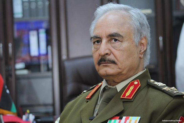 "German FM: ""Haftar has agreed to Libya Ceasefire"""