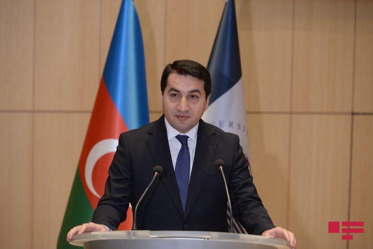 Assistant to Azerbaijani President proposed to revoke Nobel prize from Gorbachev