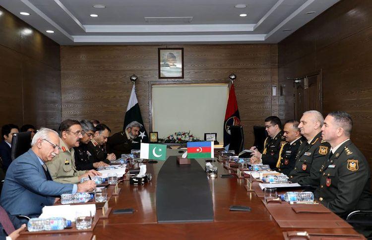 Azerbaijani-Pakistani working group held regular meeting in Rawalpindi