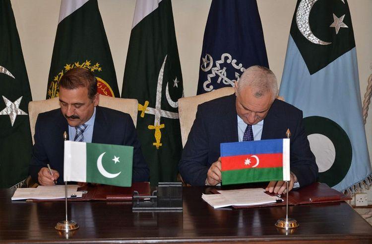 Состоялась очередная встреча азербайджано-пакистанской рабочей группы по военному сотрудничеству