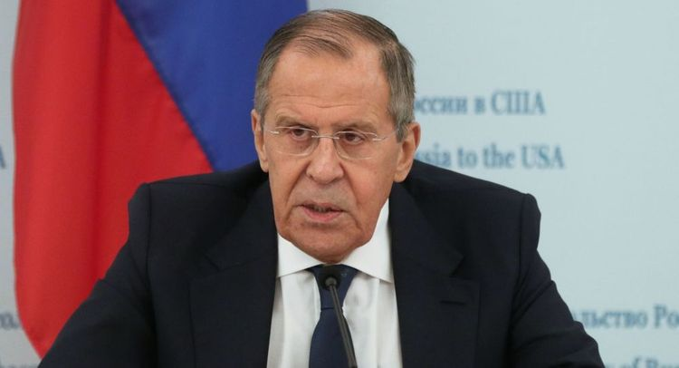 Acting Russian FM Sergei Lavrov holds annual press conference - LIVE