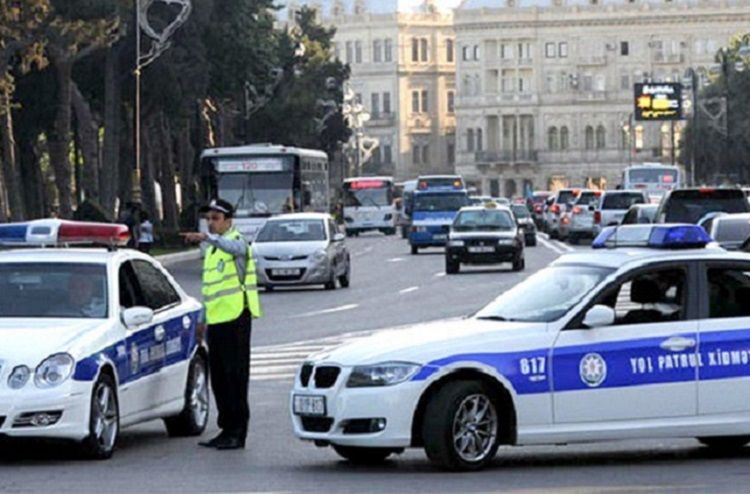 Roads to be closed in the center of Baku on January 20