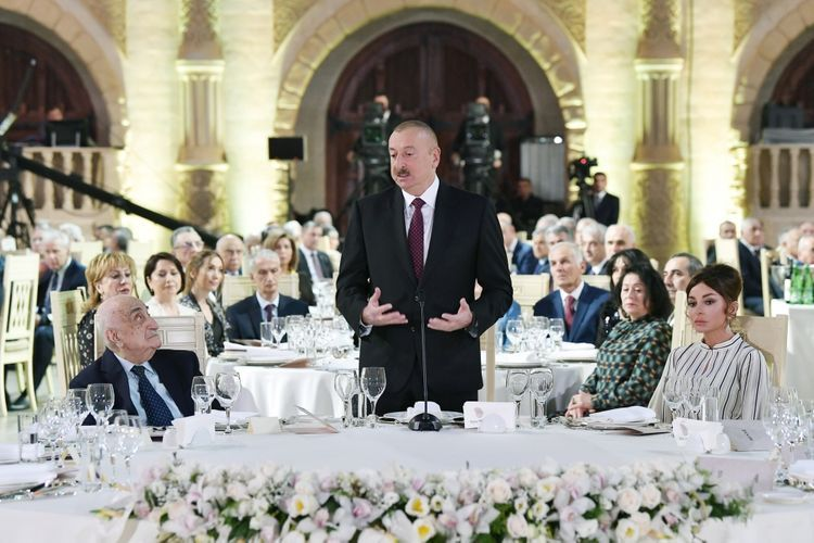 """Azerbaijani President: """"Oil and gas sector will be the leading sector in Azerbaijan for decades"""""""