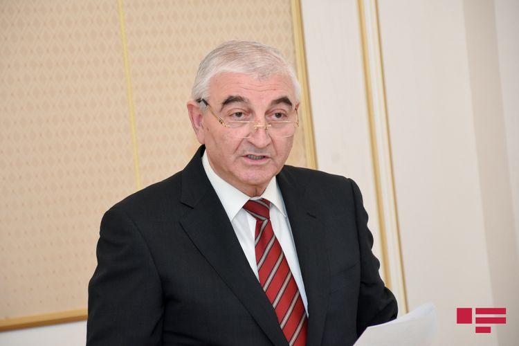 """Məzahir Pənahov: """"Bəzi namizədlər deyir ki, atasından qalan əmlak yadından çıxıb"""""""