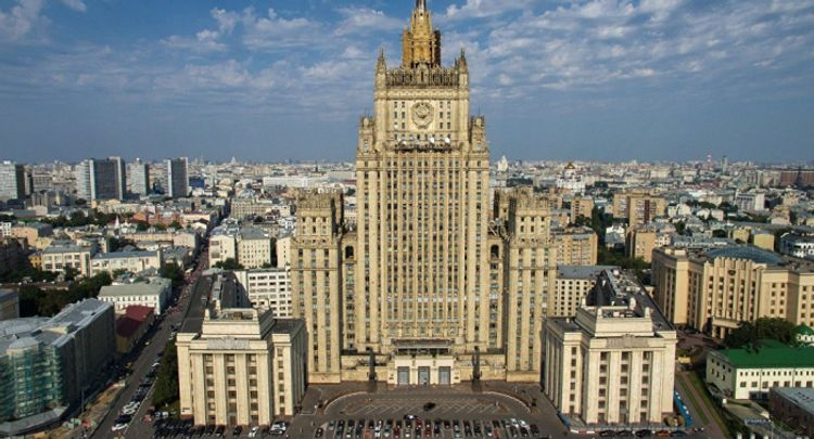 Russian Foreign Ministry: US deliberately assassinated Soleimani to destabilize the region