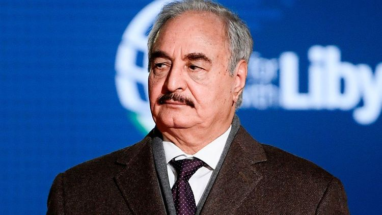 Libya's Haftar accepts Putin's invitation to come to Russia for settlement talks — Kremlin