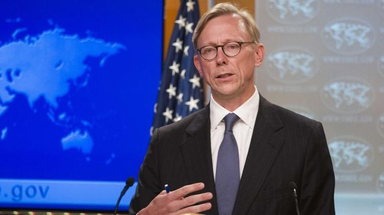 US special representative holds press briefing on situation in Iran