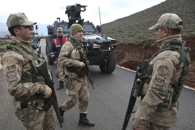 Türk xüsusi təyinatlılar Tripoliyə gəlib