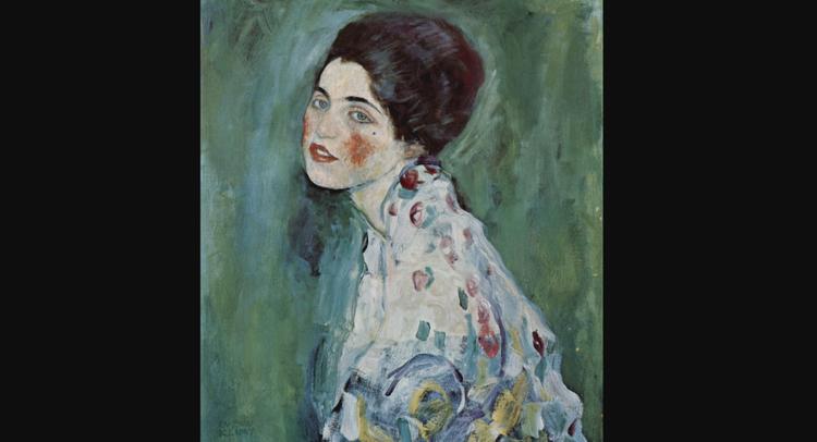 Painting found in walls of Italian gallery confirmed as Gustav Klimt