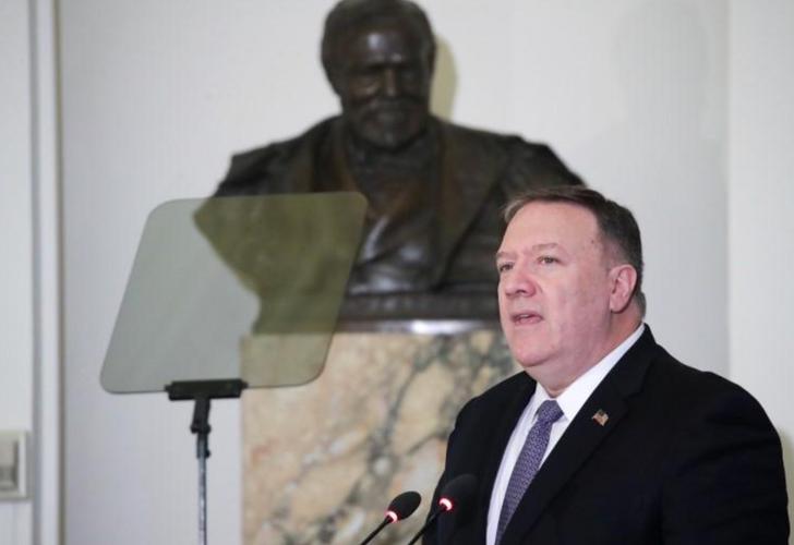 U.S. House committee renews push for Pompeo Iran testimony, subpoena threat