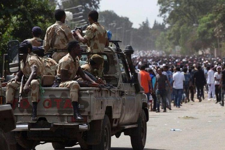 Nigeriyada quldurların bir kəndə hücumu nəticəsində azı 14 nəfər ölüb