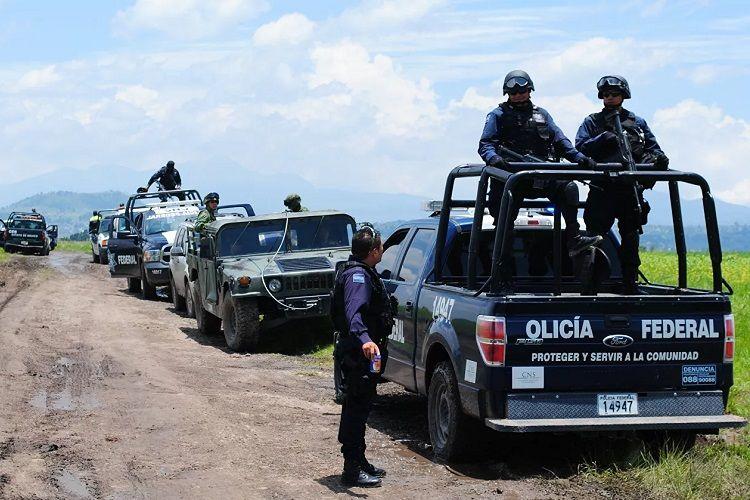 Narkotik qaçaqmalçıları Meksikanın şimalında 22 evi yandırıb, itkin düşənlər var