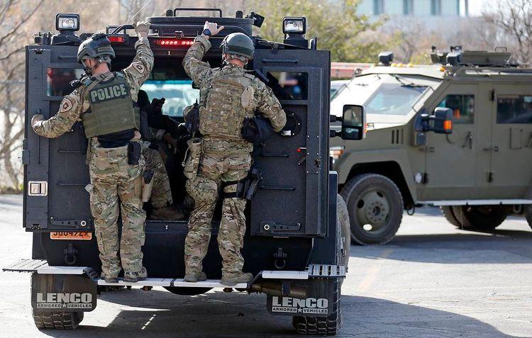 4 killed, 1 injured in shooting in US