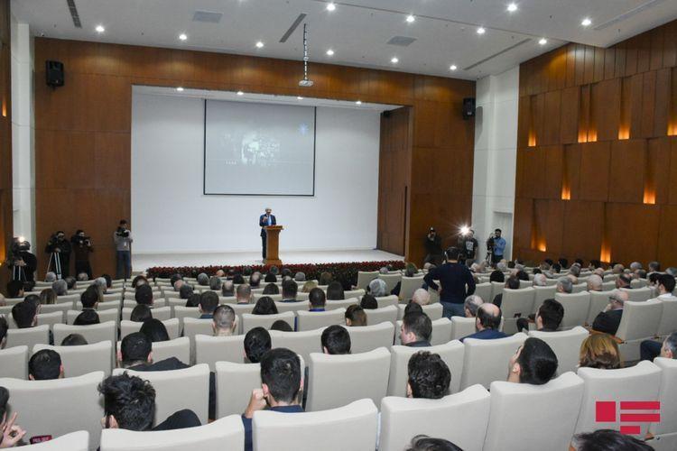 В ПЕА состоялось мероприятие, посвященное 30-й годовщине событий 20 Января