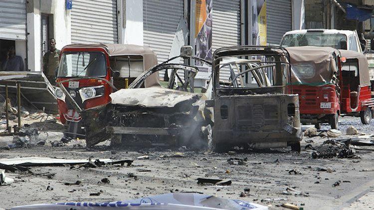 Somalidə türk inşaat şirkətinin işçilərinə qarşı terror aktı törədilib