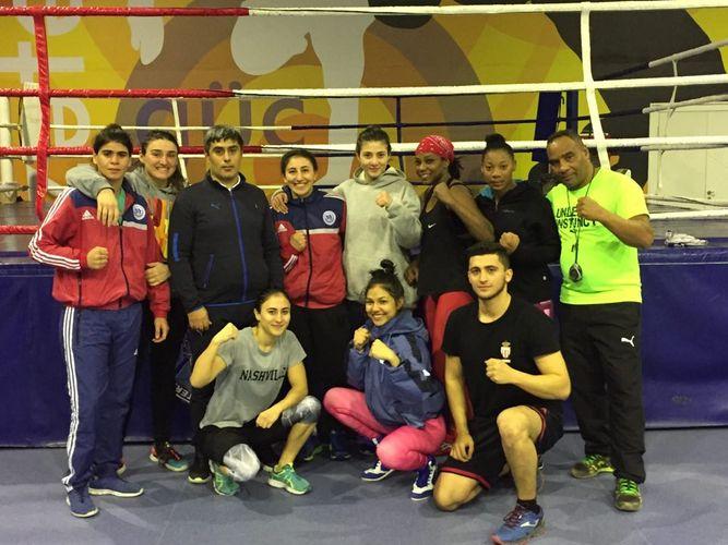 Qadın boksçulardan ibarət Azərbaycan yığması hazırlığa başlayıb