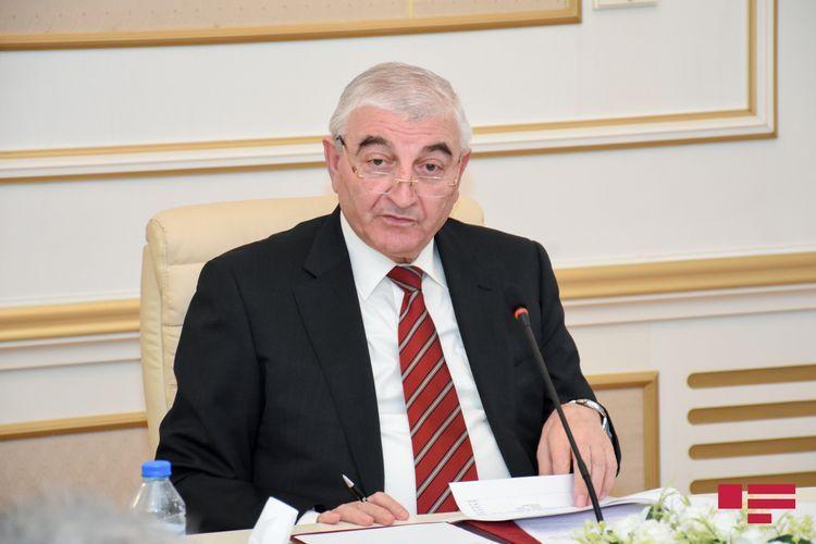 """MSK sədri: """"Deputatlığa namizədlərin 360 nəfəri 19 siyasi partiyanın siyahısında olan şəxslərdir"""""""