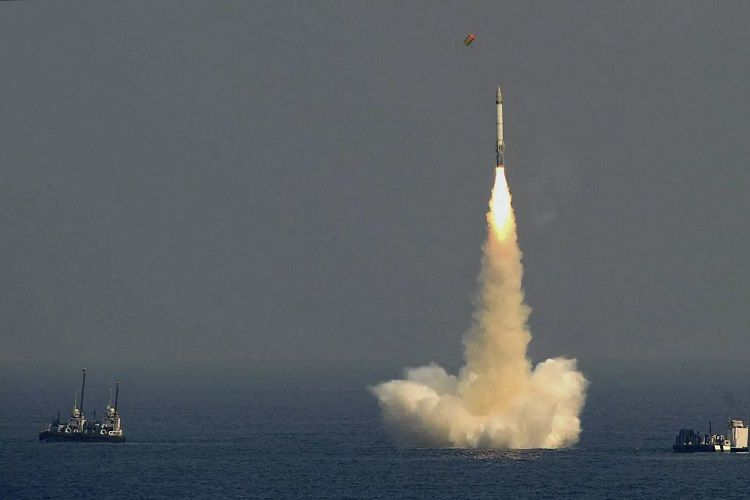 Hindistan sualtı qayıqlar üçün ballistik raket sınağı həyata keçirib