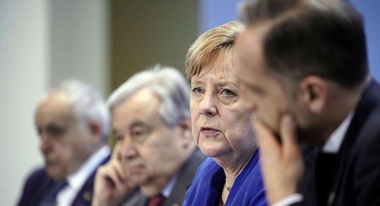 Merkel: Participants of Berlin Summit agree on comprehensive plan for Libyan settlement