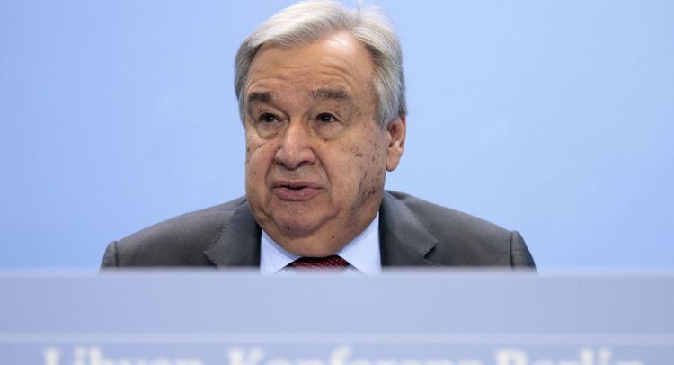UN concerned with closure of oil ports in Libya - Guterres