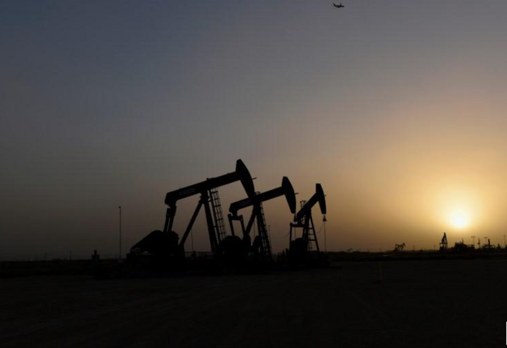 Oil jumps to highest in more than a week after Libyan shutdowns