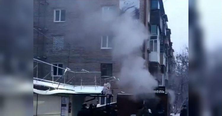 Rusiyada hoteldə isti su borusunun partlaması nəticəsində azı 5 nəfər ölüb