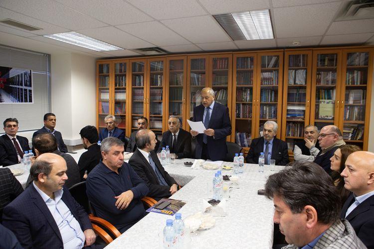 Азербайджанская диаспора в России провела мероприятие в связи с годовщиной трагедии 20 Января