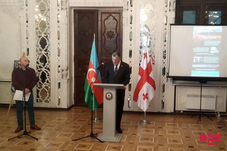 В Тбилиси отмечена 30-я годовщина трагедии 20 Января – ФОТО