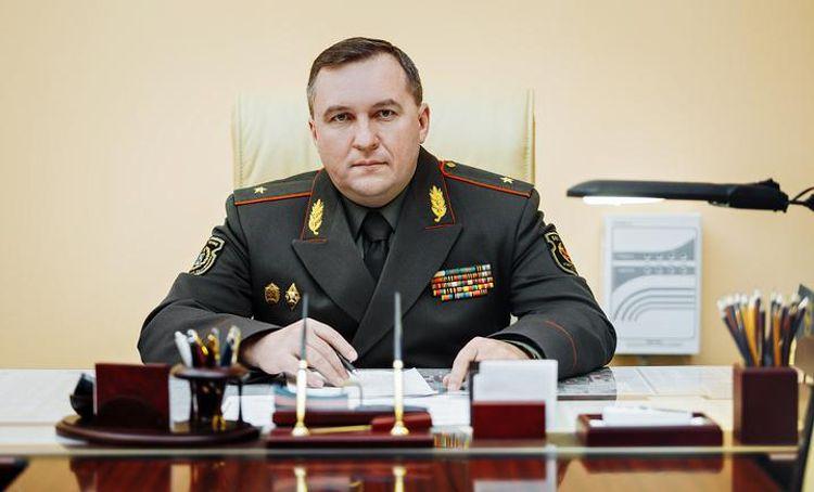 Belarusun yeni Müdafiə naziri təyin olunub