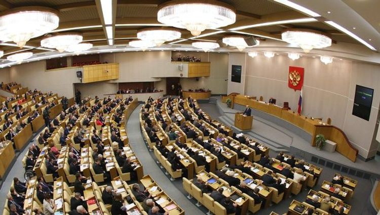 Russia's lower house to consider constitutional amendment bill on January 23