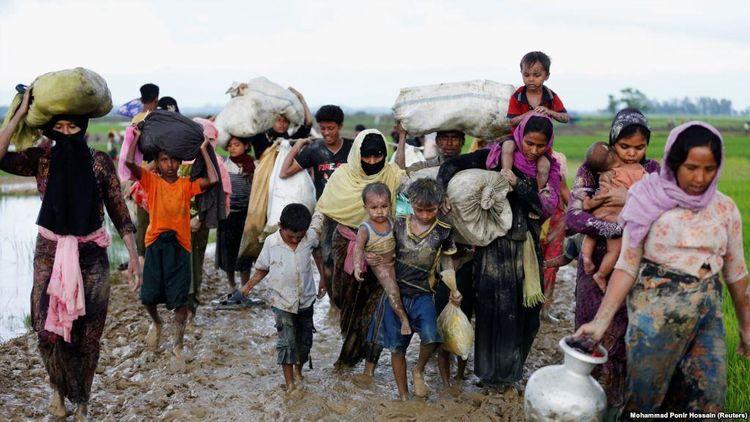 В Мьянме не нашли геноцида в действиях военных в отношении мусульман-рохинджа
