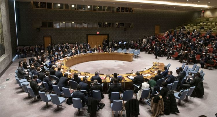 UN Security Council meets to discuss OPCW report on Syria