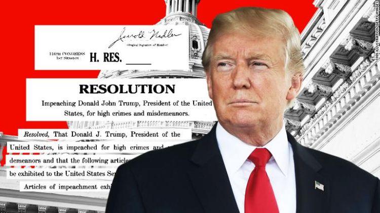 Trump impeachment trial set to open in US Senate