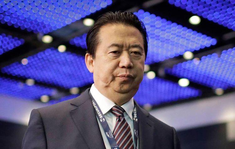 Суд в Китае приговорил бывшего главу Интерпола Мэн Хунвэя к 13,5 годам заключения