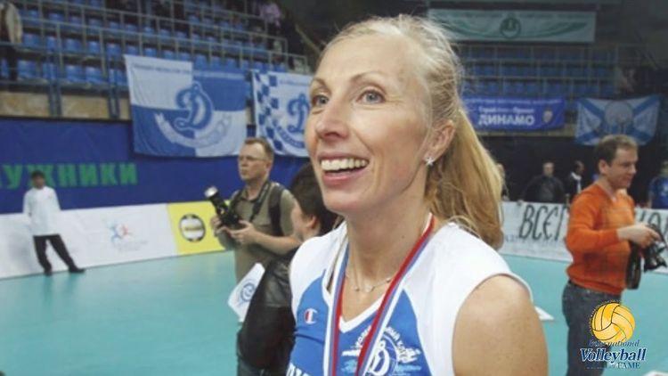 Олимпийская чемпионка возвращается на площадку в 55 лет