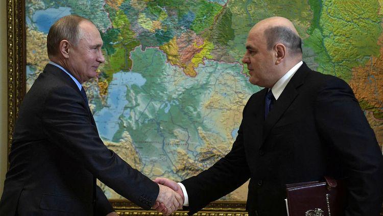 Путин назвал новое правительство сбалансированным