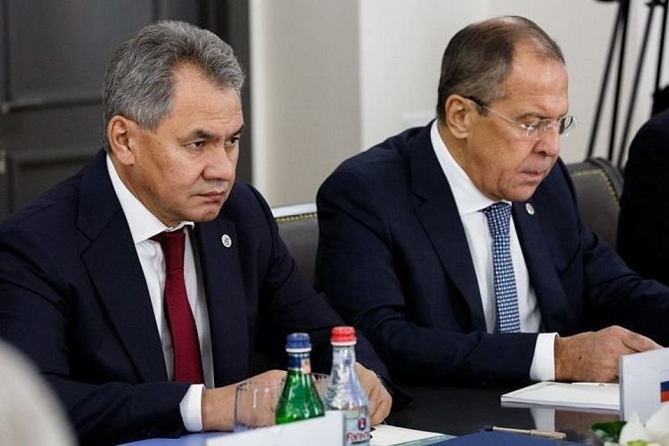 Russian defense and foreign ministers keep posts in Putin shake-up