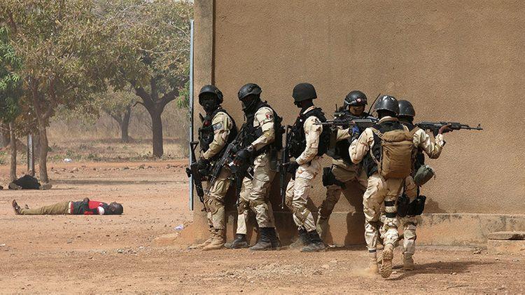 В Буркина-Фасо 36 человек погибли в результате террористической атаки