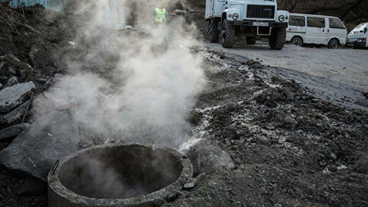 Rusiyada 4 evsiz gecələdikləri quyuda yanaraq ölüb