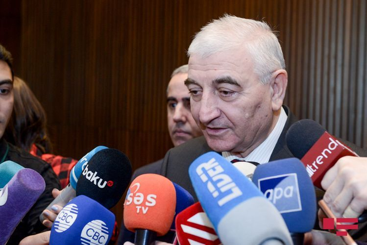 """Mazahir Panahov: """" CEC received 32 appeals on parliamentary elections to date """""""
