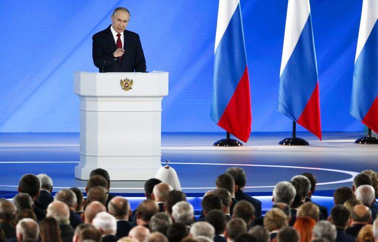 Putin: Multi-faith Russia needs strong presidential power