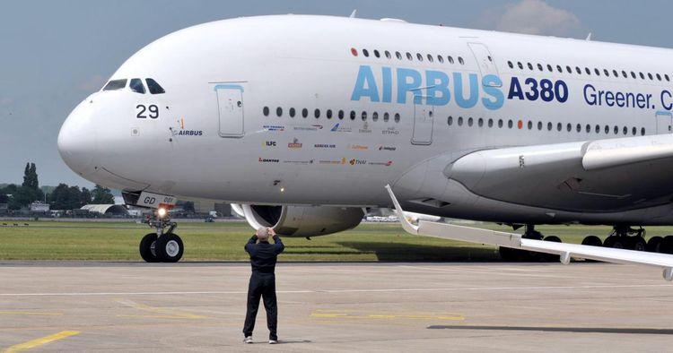 """""""Airbus""""un səhmləri tarixi rekord vurub"""