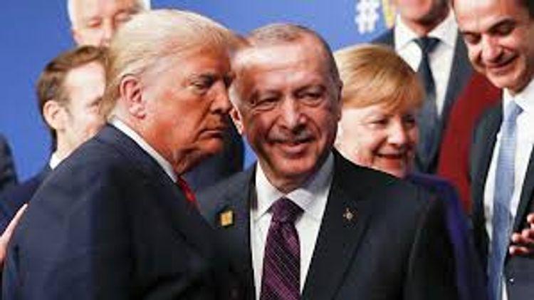Журналисты WP рассказали о восхищении Трампа Эрдоганом