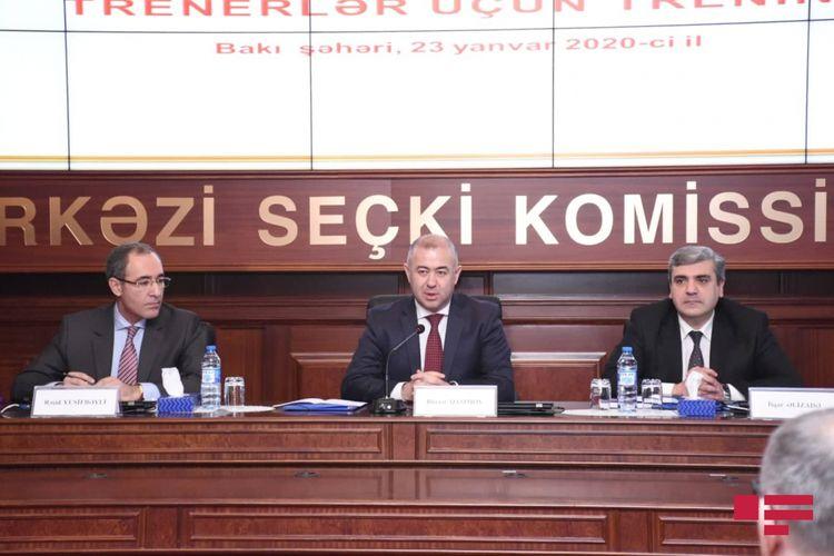 Parlament seçkiləri ilə əlaqədar 210 beynəlxalq müşahidəçi akkreditasiyadan keçib