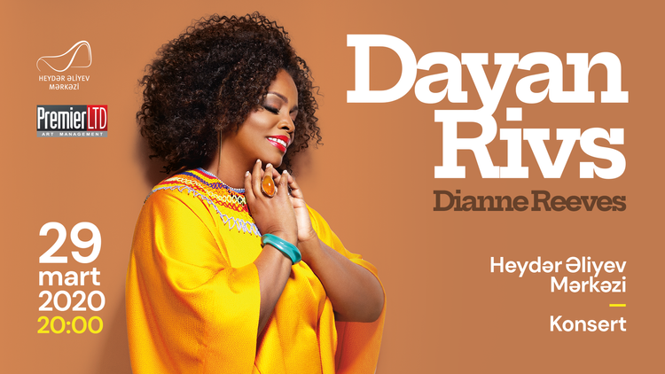 Dianne Reeves to perform at Heydar Aliyev center
