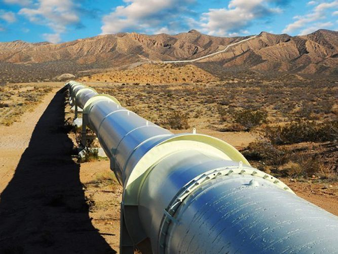 3.75 mln. tons of oil transported by Baku-Supsa pipeline last year